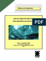 Guía de trabajos prácticos con HYSYS.pdf