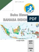 Draft - Kelas IX Bahasa Indonesia BS