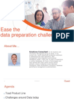 Data Prep Challenges