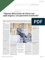 2017 10 29 - La Tercera - La Defensa de Los Directores de Obras Municipales