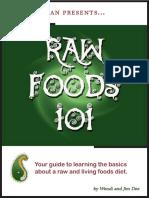 Purejeevan eBook Rawfoods101