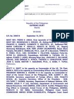 Arigo vs Swift G.R. No. 206510