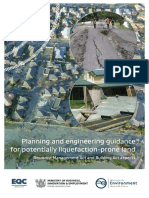 Planning Engineering Liquefaction
