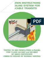 Installation Instructions RISE Cable