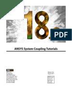 System Coupling Tutorials 182