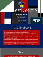Analgetik Opioid Yayan