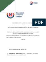1.Formato Proyectos Vinculación Utc