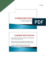 KULIAH GAMBAR TEKNIK I Bentangan (Development).pdf