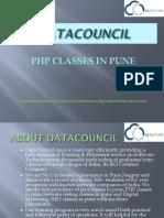 Best PHP classes in pune | Software trainig institute in pune