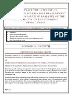 EConomic Growth New