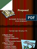 Menulis Proposal