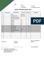 FORM TAU-1