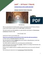 Ognissanti Church - Romanesque in Novara Eng