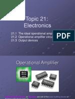 21 - Electronics