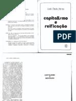 Capitalismo e Reificação.pdf