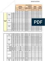 Steel Grade Specifications