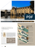 Chenonceau Castle Illustrations