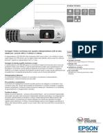 Epson EB X20 manual