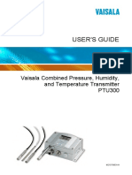 PTU300 User's Guide in English M210796EN