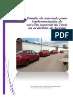 e3studio de Taxis Sr de Pampacucho