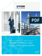 Reduce Ownership Costs in Large Chilled Water Plants - JCI