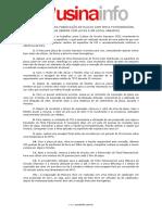 Procedimento PCB Tinta Fotossensível