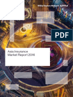 Asia Insurance Market Review Report