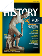 National Geographic History - August 2016