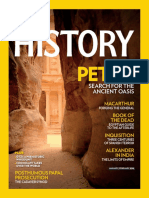 National Geographic History - Feb March 2016