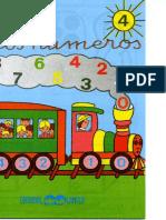 El Tren de Los Números 4 Infantil