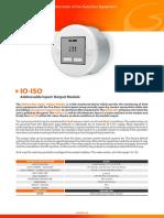 Modules IO-IsO En