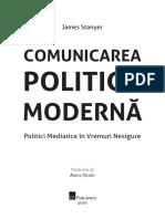 Preview Comunicarea Politica Moderna