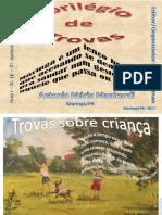 Florilegio de Trovas n. 16 - 2a. Quinzena de Outubro