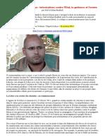 28-10-2017-Mémorendum Sur La Libye-Intoxications Contre l'État, La Guidance Et l'Armée
