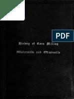 History of Corn Milling Vol 2 1898