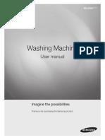 Samsing Washing Machine Manual