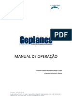 Manual Operacao Geplanes