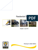 Watford Residential Design Guide 2014