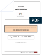 CPS-138-17- Al Fadl Tranche 3 Et 4