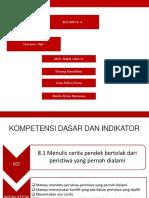 Materi Teks Cerpen Bahasa Indonesia Kelas Xi [k13] (1)
