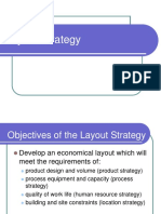 layout strategy