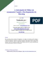 Detecção Antecipada de Falhas Em Rolamentos Usando o Envelopamento Do Microlog