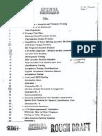 Acoustic Testing (EKC & ASD)