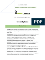 EPS1x Course Syllabus