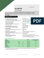 Flyer Shell Helix Ultra 5w-40