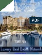 Royal Estate Magazin-Leto2010