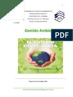 Gestion Ambiental (Ecologia Para Gtes.)