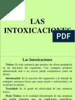 5 Las Intoxicaciones1