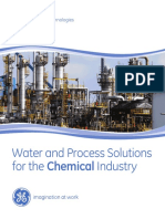GE Water Chemical Processing Brochure