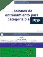 Sesiones de entrenamiento para niños de 5 años.pdf
